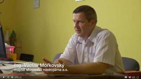 MORAVSKÁ NÁSTROJÁRNA, A. S.
