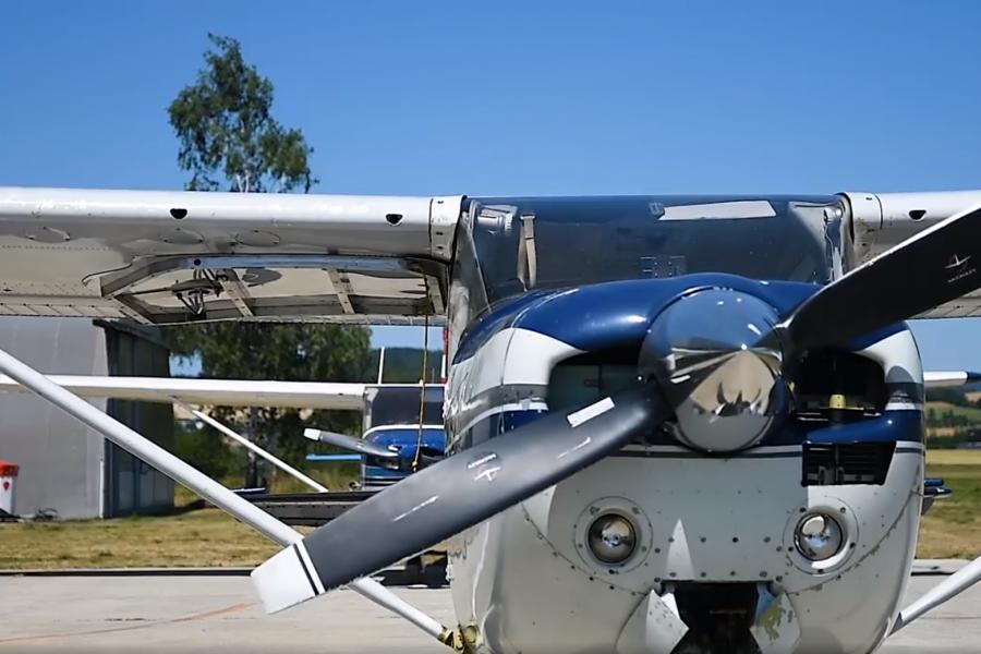 Aircraft Service Klatovy